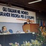 Congresso CIM di Cuba con Fidel Castro e Osmani Cienfuegos .