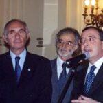 On. Sollazzo in visita alla Casa Rosada con il Presidente argentino De La Rua