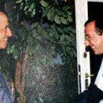 Sollazzo incontra il Presidente argentino Menem