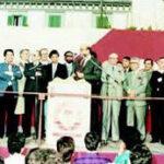 Craxi a Campobasso per la candidatura Sollazzo 1992